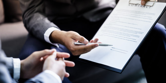 Reminder: Be mindful of contract wording