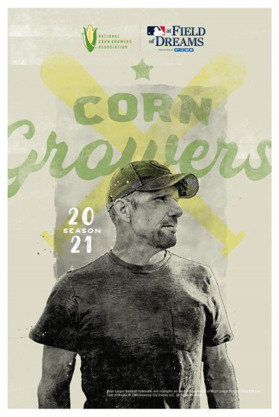 America's corn farmers to sponsor MLB at Field of Dreams presented by GEICO